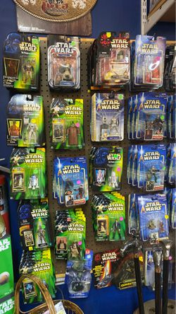 Star Wars collection for Sale in Fairmont,  WV
