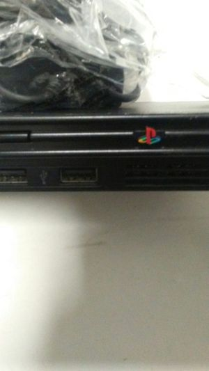 PS2 with adapter for Sale in Bailey's Crossroads, VA