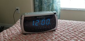 Alarm Clock LIKE NEW! Battery Backup for Sale in Sun City Center, FL