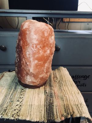 Salt lamp for Sale in Townsend, MT