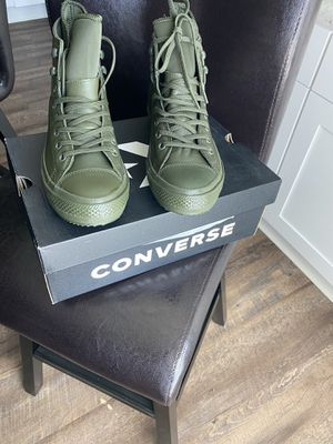 Army Green Converse for Sale in Houston, TX