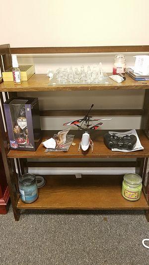 2 wooden book shelves $15 each for Sale in Villa Rica, GA