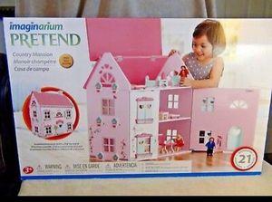 Imaginarium pretend country mansion dollhouse for Sale in Ashburn, VA