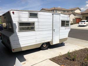 1970 Aristocrat Lo liner travel trailer 15ft for Sale in Elk Grove, CA