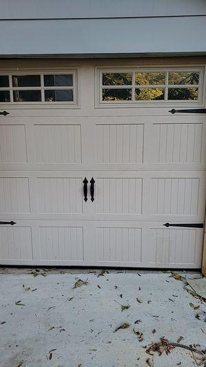 Garage door 8 by 7 for Sale in Durham, NC