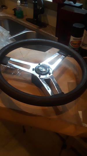 Boat steering wheel for Sale in Lawrenceville, GA