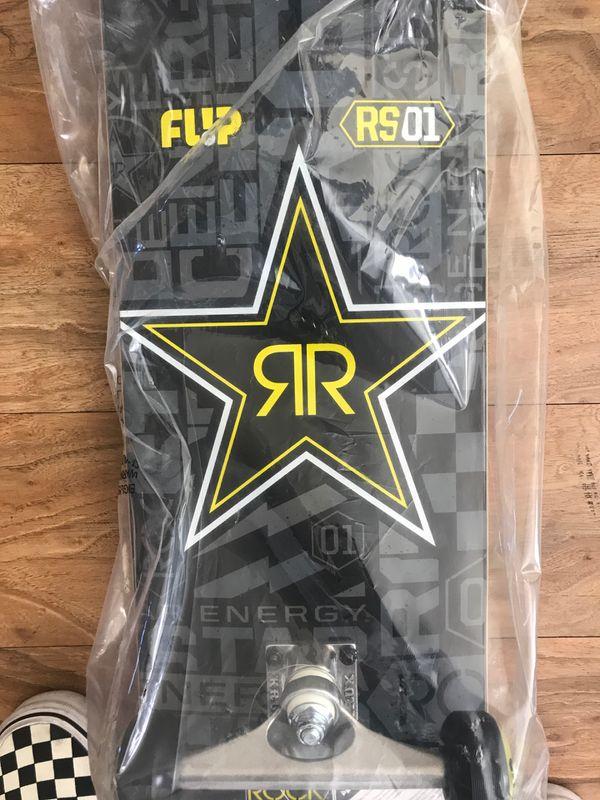 Rockstar Skateboard