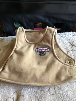 Vintage Teddy Ruxpin vest for Sale in Petaluma, CA