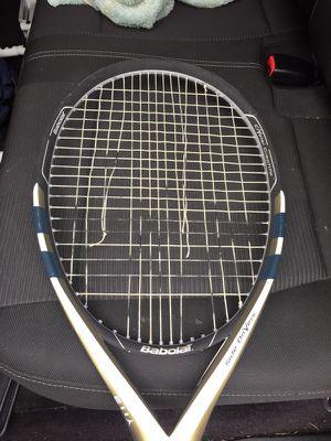 Babolat Tennis Racket - Side Drivers 112 for Sale in Atlanta, GA