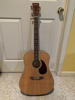 6 String Acoustic Guitar for Sale in Sterling Heights, MI