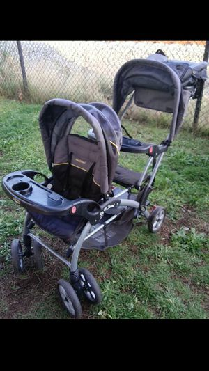 baby trend double stroller for Sale in Tacoma, WA