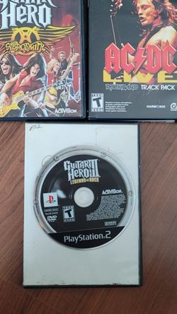 Guitar Hero Ps2 Bundle for Sale in Somerset,  MA
