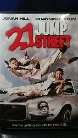 21 Jump Street DVD for Sale in Tracy,  CA