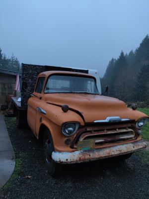 1957 Chevy 3800 dually for Sale in Hillsboro, OR