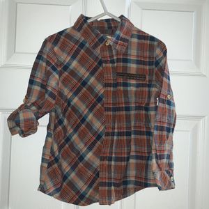 Genuine kids by Oshkosh boys button down for Sale in Providence, RI