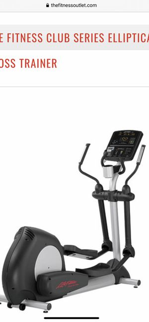 Lifefitness x9 Elliptical $700 for Sale in West Bloomfield Township, MI