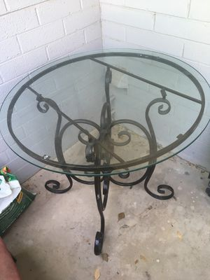 Patio table for Sale in Tempe, AZ