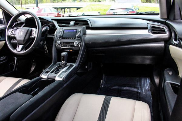 2017 Honda Civic Sedan