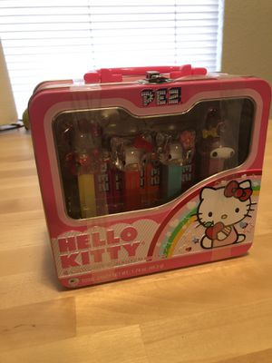 Hello kitty collectibles PEZ for Sale in Austin, TX