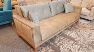 European Luxury Sofa Bed With Storage for Sale in Niles, IL