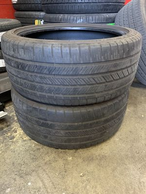 245/40/19 Tires for Sale in San Carlos, CA