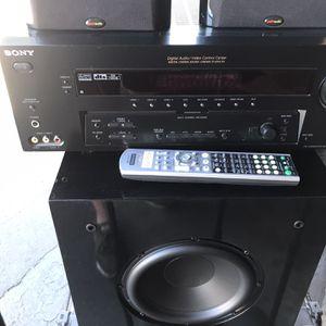 Polk Audio Home Theater for Sale in Costa Mesa, CA