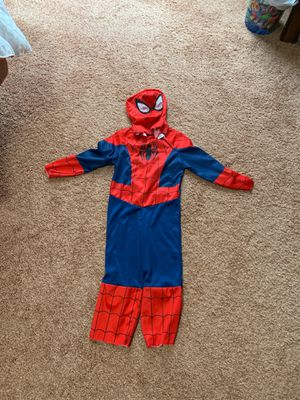 Spider man costume for Sale in Bordentown, NJ