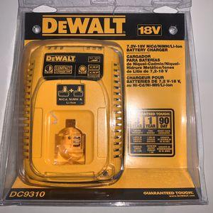 DEWALT 18-Volt 1-Hour Battery Charger for Sale in Azusa, CA