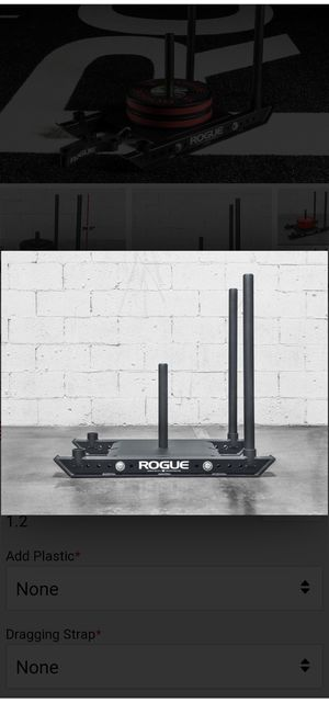 Rogue Sled for crossfit for Sale in Gilbert, AZ