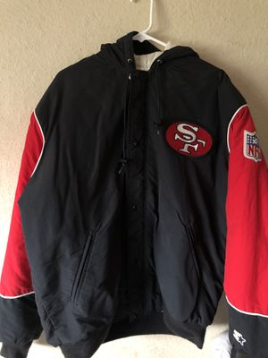 Vintage SF 94ers Starter full zip up jacket for Sale in San Diego, CA