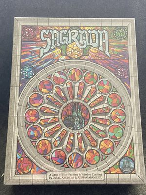 Floodgate Games Sagrada Board Game Toys Brand New for Sale in San Jose, CA