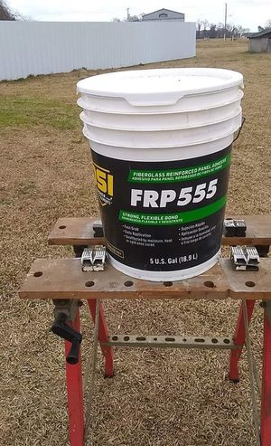 FRP 555 Fiberglass Reinforced Panel Adhesive for Sale in Williamston, NC