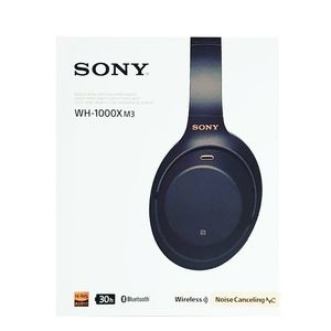 Sony WH-1000XM3 Wireless Bluetooth Noise Canceling Headphone [BLACK] for Sale in Katy, TX