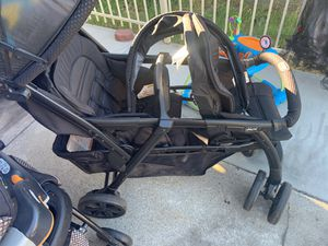 Double stroller Chico for Sale in Riverside, CA