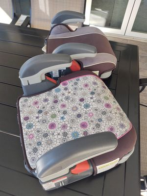 Graco child car booster seats for Sale in San Diego, CA