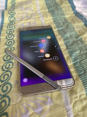 Samsung Galaxy Note 5-Unlocked-$120 OBO for Sale in Wallingford, CT