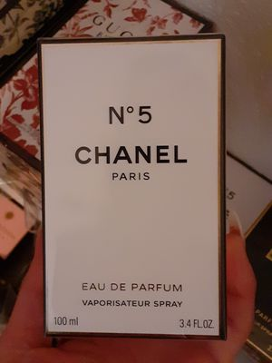 Chanel No5 Paris Perfume 100ml New for Sale in Federal Way, WA