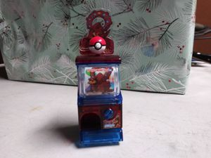 Pokemon Miniature Toy Vending Machine for Sale in Lomita, CA