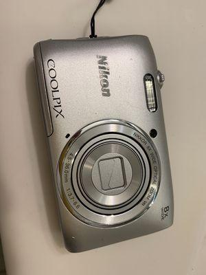 Nikon Coolpix Camera for Sale in Gilbert, AZ