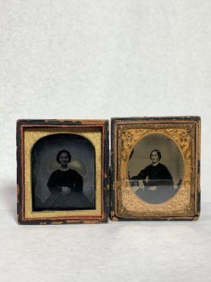 Antique Civil War Era Tintype & Ambrotype Frame Photos for Sale in Tacoma, WA