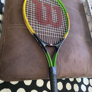Wilson Tennis Racket for kids for Sale in Riverside, CA