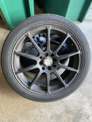 "17 "" Rims and Tires for Sale in Grayslake, IL"