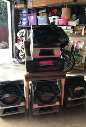 Onkyo and Sony speakers for Sale in Stockton, CA