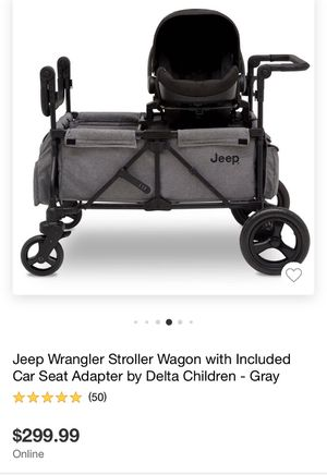 Car seat adapter for WAGON stroller for Sale in Ennis, TX