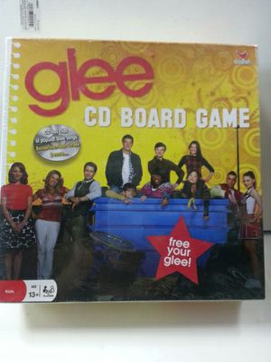 GLEE CD Board Game for Sale in Hyattsville, MD