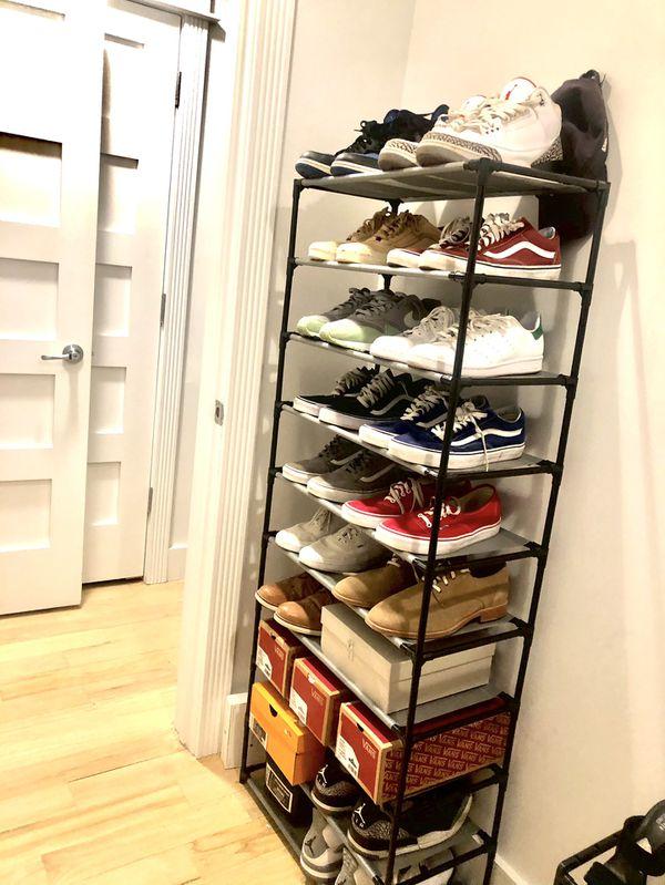 10-tier Shoe Rack (brand New)