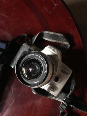 Minolta QTsi with 35-80mm lens Film Camera for Sale in Daly City, CA