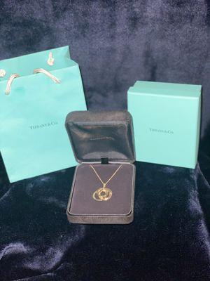 Tiffany & Co 18 carat Gold necklace *NEW* for Sale in Pico Rivera, CA