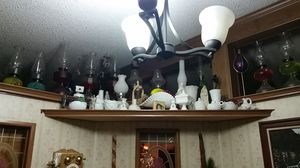 Milk glass collection for Sale in Tacoma, WA
