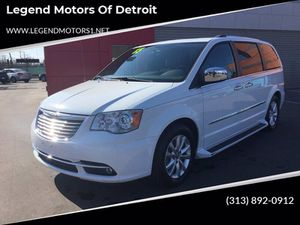 2015 Chrysler Town & Country for Sale in Highland Park, MI